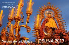 Andújar peregrina: Magna procesión de la Virgen de la Cabeza de Osuna...