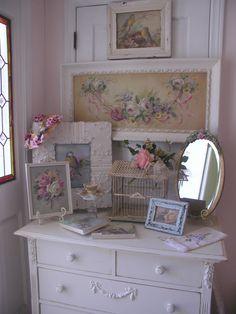 "Chateau De Fleurs: Sneek Peek"" Chateau De Fleurs Studio/Shop"""