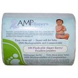 AMP Flushable Liners - 100 sheets per roll Cloth Diaper Liners, Cloth Diapers, Septic System, Belly Laughs, Biodegradable Products, Easy, Baby Strollers, Things To Come, Canada