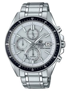 49adc12f751b Casio Edifice Hernhorloge chronograaf Solar saffierglas EFS-S510D-7AVUEF.  Mooi en stoer horloge