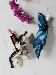 Wine Bottle Fabric W