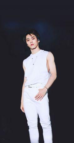 Astro Wallpaper, White Jeans, Kpop, Pants, Fashion, Trouser Pants, Moda, Fashion Styles, Women's Pants