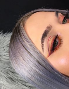 Gorgeous Makeup: Tips and Tricks With Eye Makeup and Eyeshadow – Makeup Design Ideas Eye Makeup Tips, Smokey Eye Makeup, Eyeshadow Makeup, Beauty Makeup, Makeup Ideas, Makeup Inspo, Makeup Goals, Makeup Tutorials, Eyeshadows