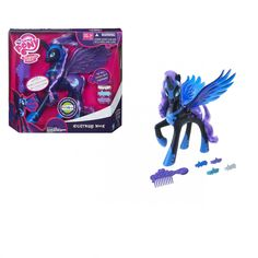 My Little Pony | MLP Electronic Nightmare Moon Pony Pal Figure by Hasbro - TRU Exclusive #A5100