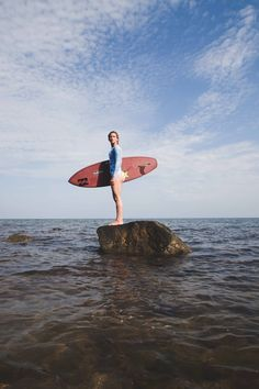 The Ultimate Surfer Girl: Courtney Conlogue
