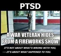 Activating events- ptsd