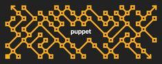 Fuzzco for Puppet - Logo, Branding