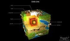 Planets Cube World Concept Art