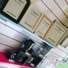 We now have a small selection of picture frames available at Printmob from just 5.