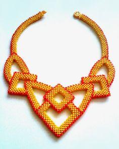 Beadwork by Tatiana Naumchik