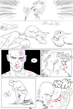 The Bat-Man: Rise and Fall #4 page 21  Read all issues on http://scripts-and-comics.com/comics/ #batman #dc #dccomics #fanart