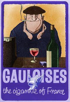 #gauloises #cigarettes #tabac #garçon