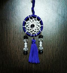 Aura's Violet Tassel Dreamcatcher Keychain #auracreationsdreamcatcher #auradreamcatchers #dreamcatcher #dream #sale #tassel #dreamcatcherkeychain #dreamcatchersbangalore #bangalore #delhi #mumbai #goa #gift #bohemianstyle #baghanging #crystalbeads