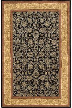 rug that would look nice in the living room. Modern/ Vintage.