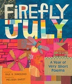 Teaching Authors--6 Children's Authors Who Also Teach Writing: 15 Best Poetry Books of 2014...Pick 1!