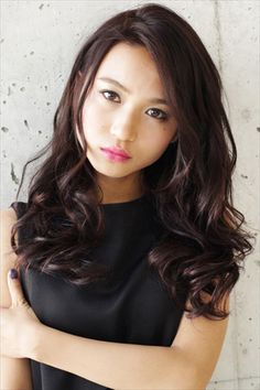 Japanese hairstyles for long hair.