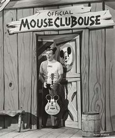 Mickey Mouse Club. Oh what memories this brings back! My eldest brother John and I would sit and watch this it seemed like everyday and of course we knew the words to the next cartoon!!!