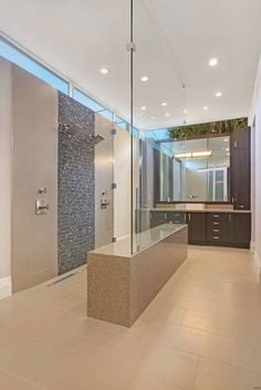 #Bathroom #Open #Shower #Ideas #OpenShowerIdeas