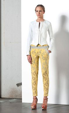 Look 23 . 514 Giacca / Jacket . 408 Pantalone / Trousers . 205P Scarpa / Shoes