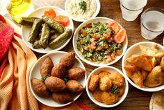 LEBANESE RECIPES: Celebrating Lebanese Cuisine