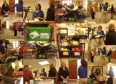 Coat drive Interview on Channel 55/27 Fox 2 News February 2014