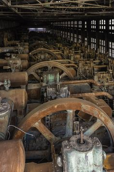 Old Buildings, Abandoned Buildings, Abandoned Places, Abandoned Property, Abandoned Mansions, Bethlehem Steel, Bg Design, Abandoned Factory, Industrial Architecture