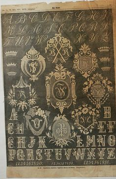 Alphabet Patterns