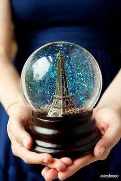Dreaming of Paris.
