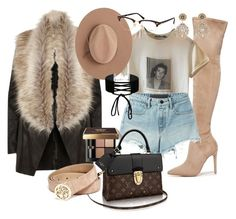 Chique by sashamarkovic on Polyvore featuring polyvore, мода, style, Dolce&Gabbana, River Island, T By Alexander Wang, Kendall + Kylie, Miss Selfridge, Miguel Ases, Calypso Private Label, GUESS, Ray-Ban, Bobbi Brown Cosmetics, fashion and clothing