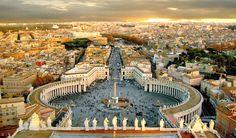 ST PETER´S SQUARE, ROME