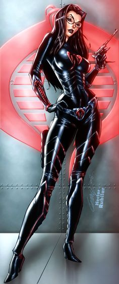 The Baroness by J. Scott Campbell