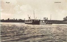 S/S GRØNSUND, bygget i 1904 til Stubbekjøbing D/S A/S, Stubbekøbing, ved Lindebroen i 1913, ifølge MfS, men postkortet er afsendt 1908. Dateringen er altså usikker. 29 BRT og kendingsbogstaver NMWK. 54,8 x 12,3 x 5,8 feet (kend.). Solgt til Husum i 1925.
