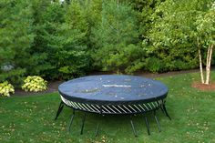 Springfree Trampoline All Weather Cover: Protects trampoline when not in use.