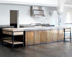 A London Church Conversion interior designer Harriet Holgate bespoke furniture specialists at Rupert Beven Ltd