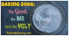 What actually is baking soda or bi-carb soda? Great links for how to use it too!