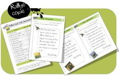 "Rallye-copie ""Lulu Vroumette"" Bullet Journal, Montessori, Note Cards, Turtle, Projects"