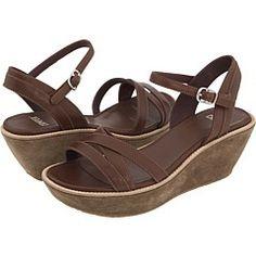 5211e82f4de wedge heel + camper shoes   love - Emma Corrigan