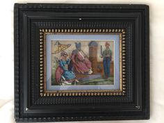 ANTIQUE Russian Beadwork Framed 19thC Orientalism Turkish Theme - $975.00. These wonderful 19thC bead works are very decorative when framed like this The very small beads and the Orientalist theme points to dating in the 19thC SOMERS & SOMERS is an internet sales site that specializes in art, books, antique textiles, jewelry, and any other wonderful decorative objects that may cross our paths in our travels. We travel all over the world in order to stock our inventory, picking up our objects…
