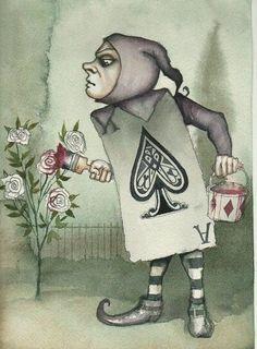 haruchonns — wonderlandiann: Alice in Wonderland...