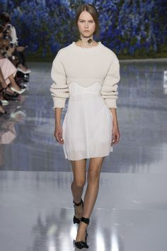 Christian Dior Spring 2016 Ready-to-Wear Fashion Show - Sofia Mechetner