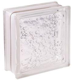 verre bullee 19x19cm ep8cm 5 pcs magasin de bricolage brico - Lino Salle De Bain Brico Depot
