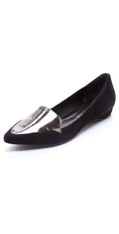 Pour La Victoire Astrid Suede Flats $210 http://www.shopbop.com/astrid-suede-flats-pour-victoire/vp/v=1/845524441941029.htm