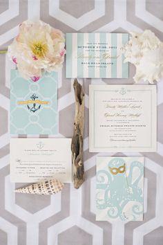nautical invitations