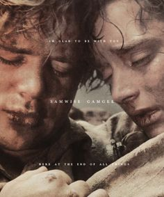 And Frodo wouldn't have got far without Sam, would he, dad? #lotr