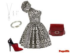 Robe Sika Designs  Sac Minelli  Chaussures Zara