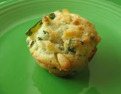 Your baby eats WHAT?!: Muffin Monday-- Pesto Muffins-- Savory muffin recipe for infants