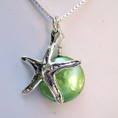 Wishing on A Star Necklace by shiningstones on Etsy, $28.00