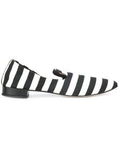 REPETTO striped loafers. #repetto #shoes #flats