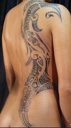 I like it – Hot Girls with sexy tattoos … - New Tattoo Models Maori Tattoo Frau, Ta Moko Tattoo, Samoan Tattoo, Tribal Tattoos For Women, Back Tattoo Women, Tribal Tattoo Designs, Polynesian Tattoos Women, Hot Tattoos, Body Art Tattoos