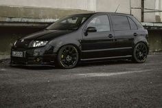 Skoda Fabia, Mk1, Volkswagen Golf, Car Parts, Cars, Vehicles, Concept, Black, Ideas